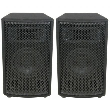"QTX QT12 12"" 250W Passive Speakers (Pair) - Pre Owned"